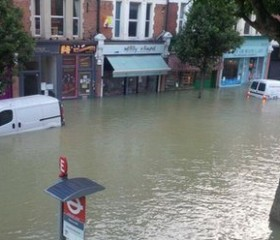 Flood Damage Repairs Edinburgh, Flood Damage Restoration Edinburgh