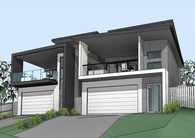 Brisbane Duplex won buy a Brisbane builder