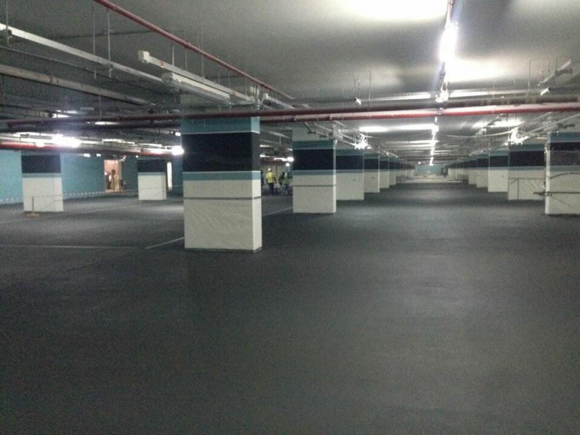 North East Underground Car Park