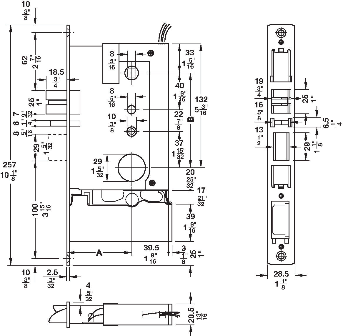 mortise lock parts diagram dyson dc25 animal bing images