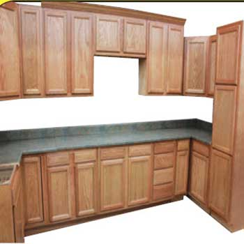 oak cabinets kitchen prefabricated honey builders surplus wholesale by and bath supply serving portland or