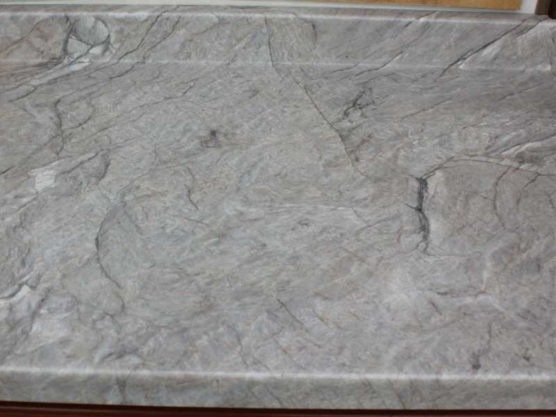 Silver Quartzite Laminate Top  Builders Surplus