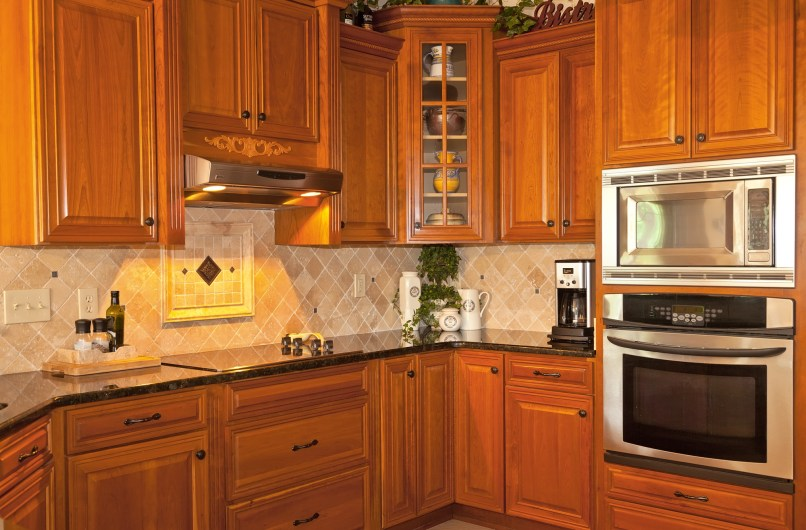 Standard Height Between Upper And Lower Kitchen Cabinets ...