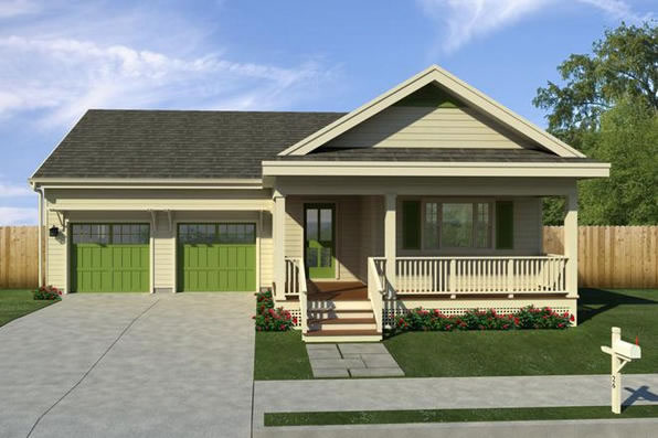 Caribbean House Plans Affordable 3 Bedrooms 2 Baths Small