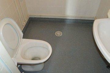 Toilet Waterproofing