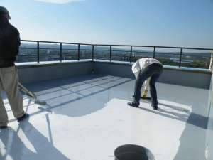 Terrace waterproofing in chandigarh