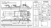 PT Boat Plans for Model Boat Building