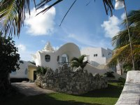 Conch Shell House, Isla Mujeres, Mexico | Photo Gallery ...
