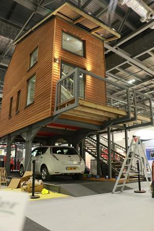 Homes above car parks plan launched at Ecobuild  Online