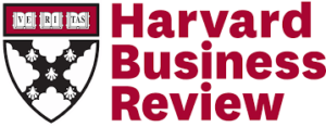 Harvard Business Review logo graphic