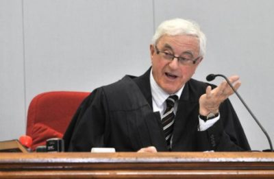 New Zealand Judge Fred McElrea