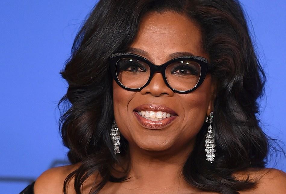 civil discourse: Oprah Winfrey photo