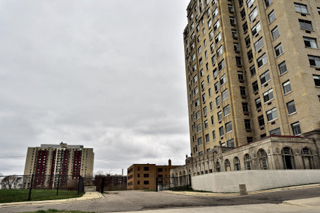 "The ""Gold Coast"" of Detroit"
