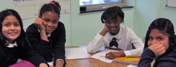 Hope Academy Charter School students