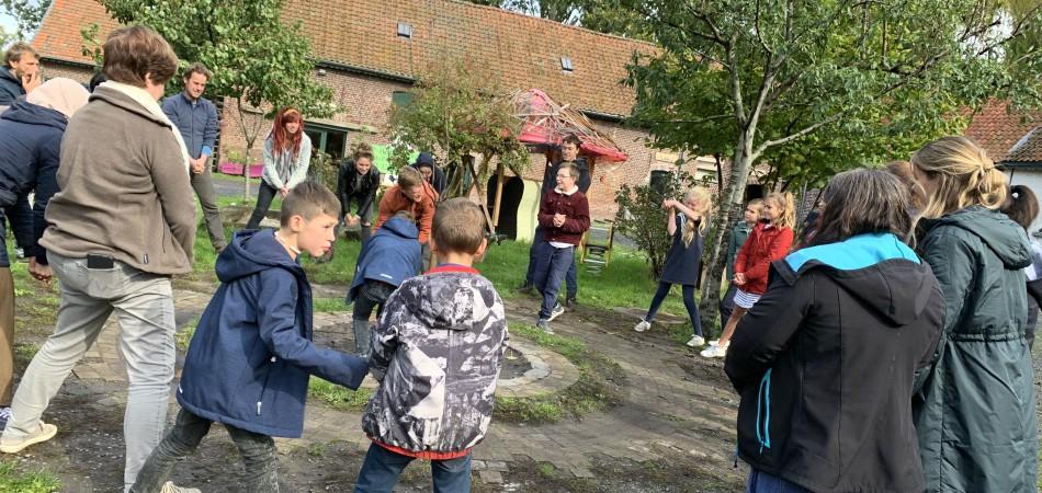 Heerlijkheid van Heule: Community Circle at the Farm