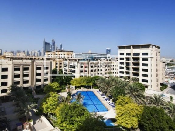dubai-greens al-ghaf-apartment-rent-sale