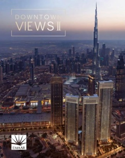 Dubai Emaar Downtown Views II