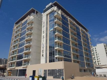 Dubai Silicon Oasis DSO Axis Silver