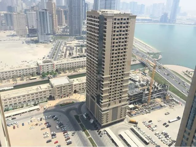 Sharjah Apartment for Sale Rose Tower 1