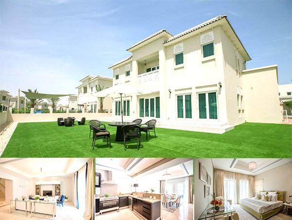 Al-Furjan Dubai Ready Villas for Sale