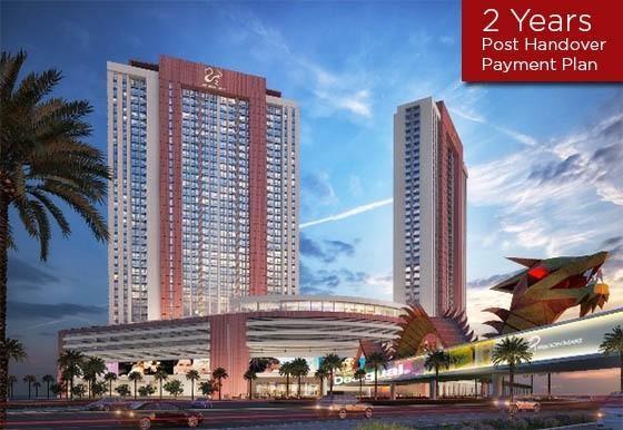 Dragon Towers - Dubai International City
