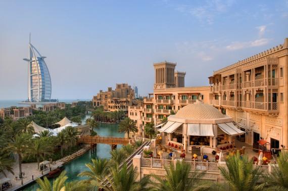 Madinat Jumeirah Living - Burj Al Arab view