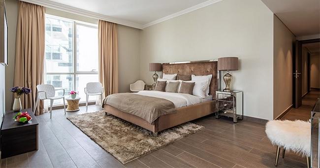 Al Bateen Residences - JBR Jumeirah Beach Residences Dubai - Apartment Interior