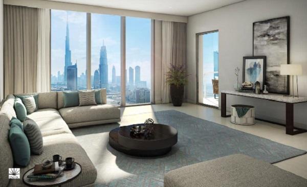 Downtown Views - Dubai - Apartment for Sale - Interior