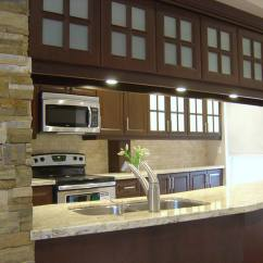 Facelift For Kitchen Cabinets How Do You Paint Interior Stone Veneer And - Building ...