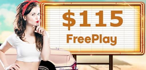 お金を賭ける前に無料プレイでゲーム内容を確認出来る