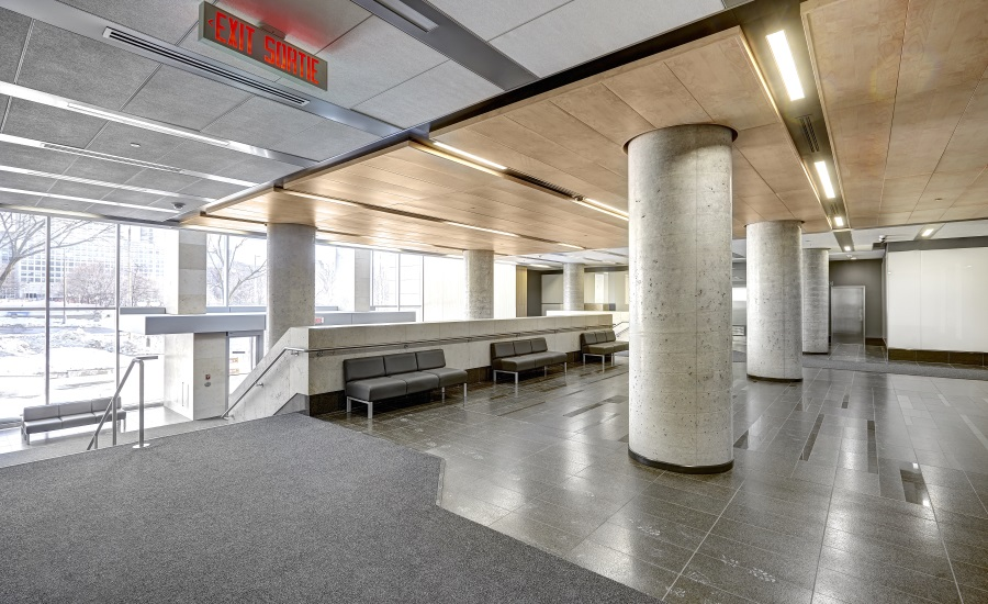 Ottawa S Offices Create High Profile Appearance With