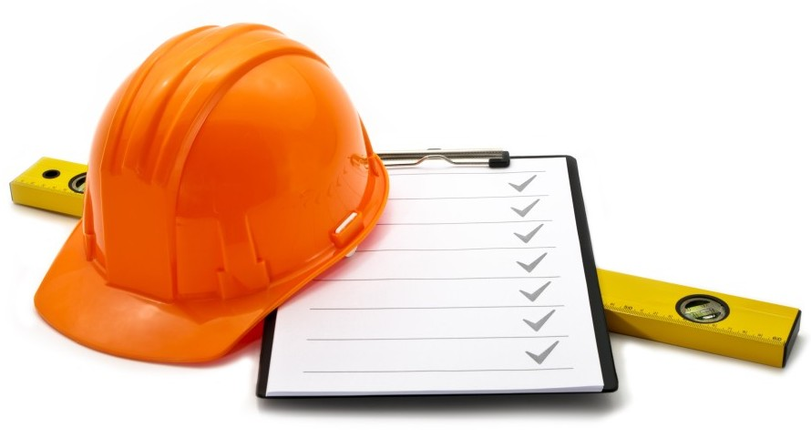 Construction checklists building guide house design for Construction finishing checklist