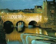 Pulteney Bridge (Photo Bath and North East Somerset Council)