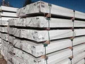 54x4x9 and 54x6x9 pvc trimboard bundles overstock sale