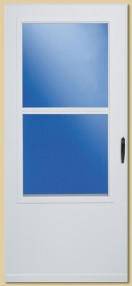 Larson Storm Door in-stock brand new discount sale Lancaster PA elizabethtown298-SS