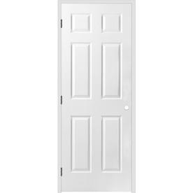 Hollowcore 6-panel Pre-hung Interior Doors