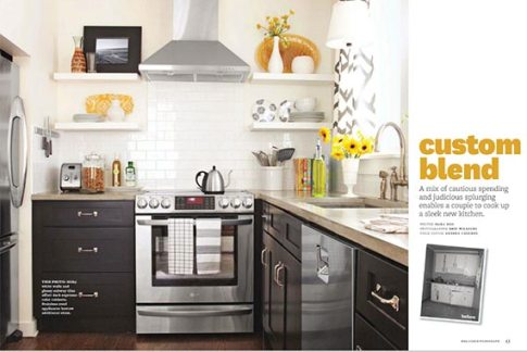 tsg forevermark peppershaker as seen in better home and gardens rts kitchen cabinets
