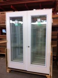 french door fiberglass and steel exterior brand new in ...