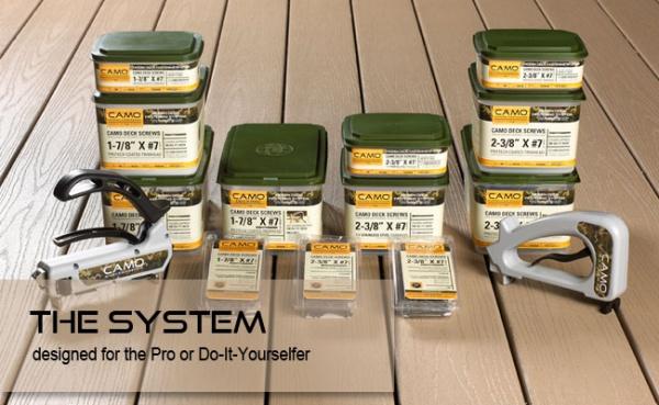 Deck Fasteners - Building Materials & Supplies
