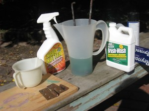 Must for Rust may be diluted and used as a bath :: Removing Rust from Hardware :: Krud Kutter's Must for Rust
