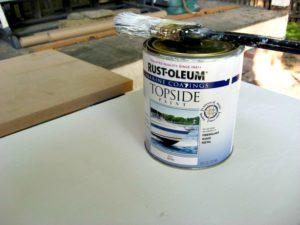 Topside Marine Paint