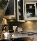 kitchen off the countertop