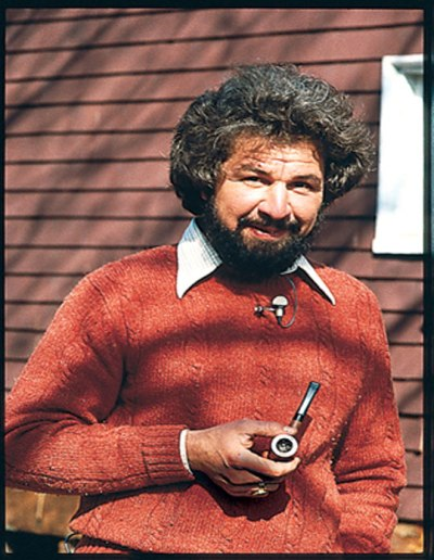 Bob Vila circa 1980 via Apartment Therapy