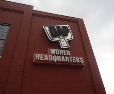 Dap's World Headquarters Location in Baltimore's Can Company