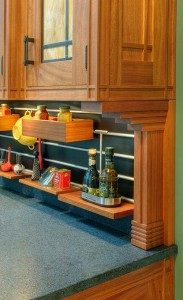 Crown Point Prairie Vertical Linea System image via Daily5Remodel