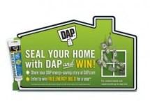 DAP Seal Your Home badge