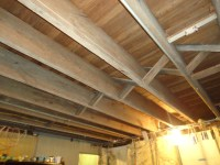 Insulate a Basement Ceiling with Building Moxie as the DIY Guy