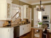 How to Design for an Open Kitchen Layout :: Open Concept ...