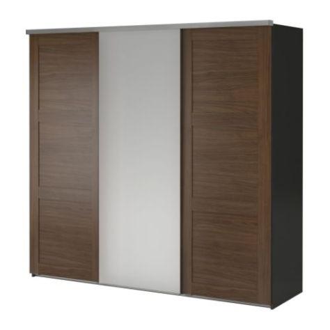 Ikea ELGA Bedroom Storage