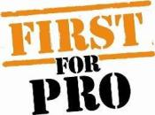 First for Pro Home Depot logo